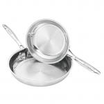 Cookware Set - 2 Piece Frypan- 20cm Frypan- 28cm Frypan