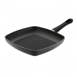 Classic Induction Square Grill Pan: - 27 x 27cm