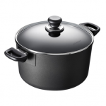 Classic Induction Tall Dutch Oven: - 26cm/6.5L